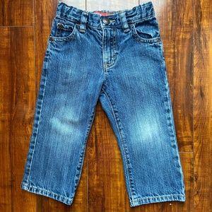 Old Navy Skinny Dark Denim Jeans 18-24m